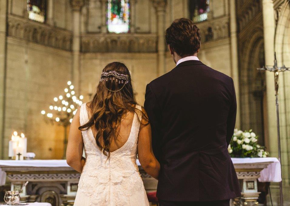 Matrimonios iglesia Chile