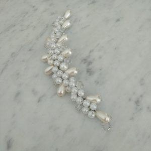 Tocados de perlitas